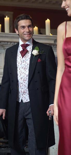 Frockcoat Suit - wedding hire - wedding suits - wedding suit hire - formal hire